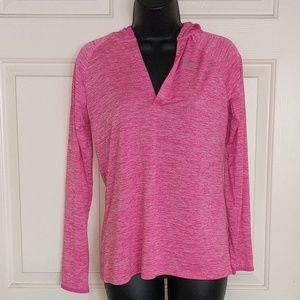 Under Armour Pink Heather Shirt